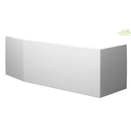 RiHO Badewannenschürze für Delta, aus Acryl, 150x80 cm