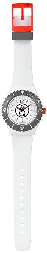 『[キューアンドキュー スマイルソーラー]Q&Q SmileSolar 腕時計 20BAR シリーズ ホワイト RP04-006 メンズ』の3枚目の画像