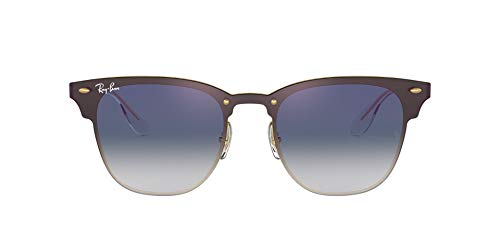 Ray-Ban 0rb3576n 043/X0 47 Gafas de sol, Brushed Gold, 45 Unisex