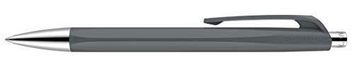 Caran d'Ache Infinite 888 88.409 - Bolígrafo (12,5 cm), color gris