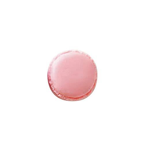 Mini Macaron Candy Color Travel Joyero Organizador Display Storage Case para anillos, pendientes, collar y soporte duradero y práctico