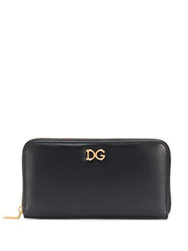 Luxury Fashion | Dolce E Gabbana Donna BI0473AX12180999 Nero Portafoglio |