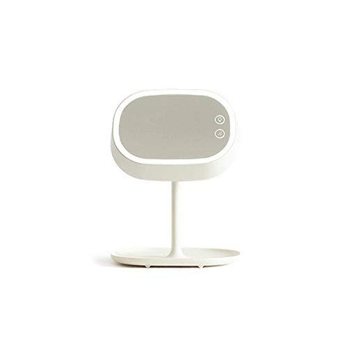 Miroir De Maquillage, l'angle Peut Être Ajusté Librement Miroir D'étiquette Portable Pliable De Bureau