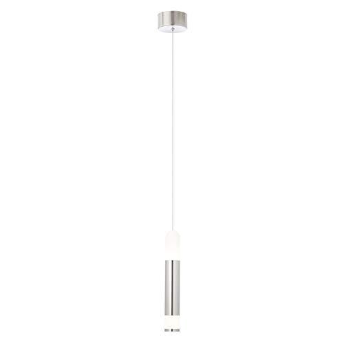 Abby LED Pendelleuchte in eisen, stufenlos dimmbar über Wanddimmer, 10 Watt, 1000 Lumen, 3000 Kelvin