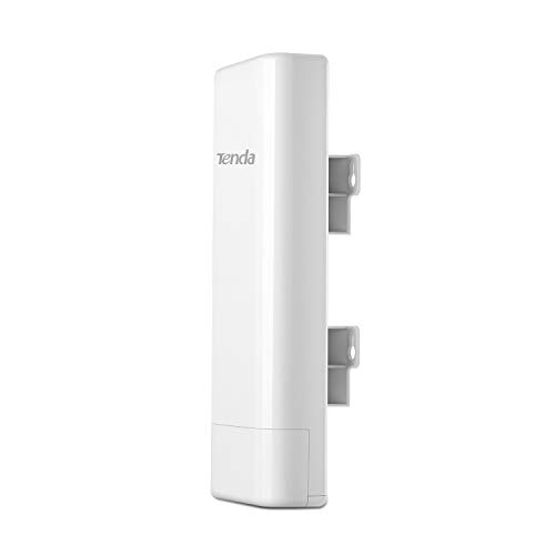 Tenda O3 Outdoor Access Point Esterno Wi-Fi N150 Mbps, 2.4GHz, 2*10/100Mbps Ethernet Port, PoE Passivo, -30℃ ~ 60℃, IP64 Waterproof Enclosure, Protezione da fulmini 6000V