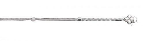 AAGAARD Lovelinks Beads Armband Blume 925