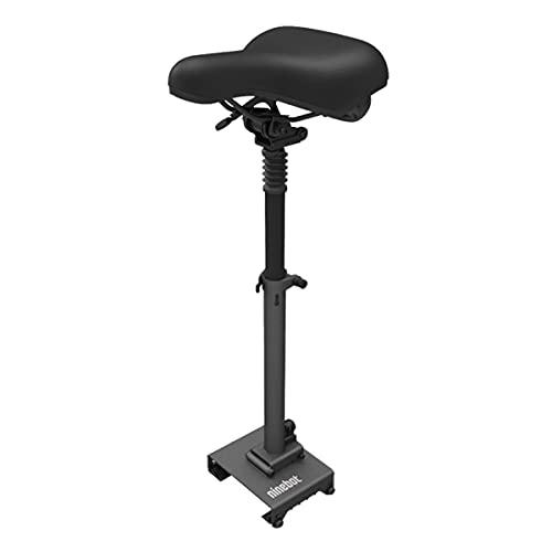 Segway-Ninebot Kickscooter Max Seat 電動キックスクーター J-MAX MAX G30L 専用 サドル 高さ調整・折りたたみ可能 低振動 高弾性クッション セグウェイ ナインボット 正規品 60416