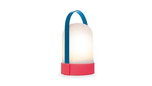 Remember Unisex– Erwachsene Bernadette Leuchte, blau, 24,8 cm