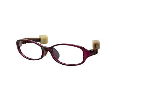 FLOAT READING フロート リーディング (老眼鏡) テンプル(腕)のカラーを選べる グッドデザイン賞受賞のオシャレな老眼鏡 鯖江企画 驚きの掛け心地 首にも掛けれる ブルーライトカット 超軽量 モデル:アメジスト (アメジスト   ショート,