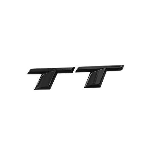 Audi 8S0071803 Emblema TT negro Tuning Exclusive Black Edition