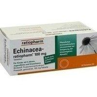 ECHINACEA RATIOPHARM 100 mg Tabletten 50 St