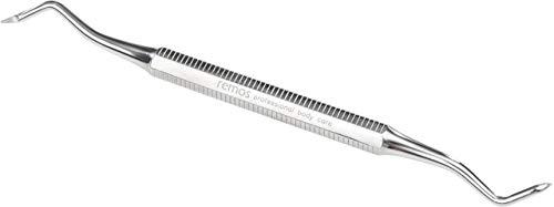Remos Zahnsteinentferner rostfrei, Länge 10cm