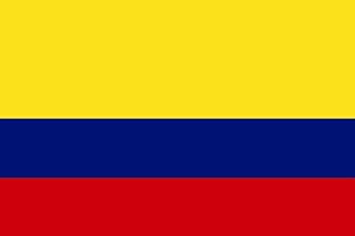 U24 Drapeau de la Colombie 60 x 90 cm