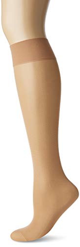 Wolford Satin Touch 20 Knee-Highs - Mujer sand