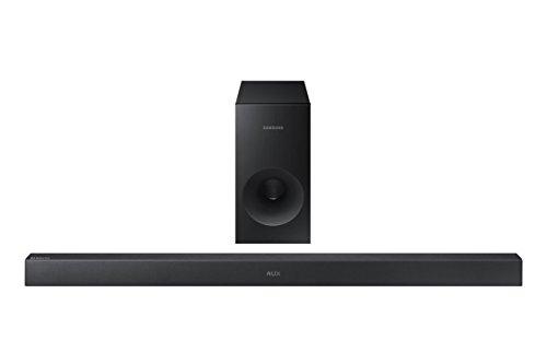 Samsung HW-K360/ZF - Barra de Sonido inalámbrica con 130 W de Potencia y Sonido Envolvente, Color Negro