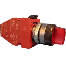Springer Controls N5CSMZ0V22 3-Position Memphis Mall 1- Our shop OFFers the best service Contacts Selector w