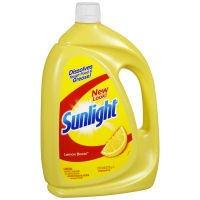 Sun Light Lemon Boost Dishwashing Gel (Case of 6)
