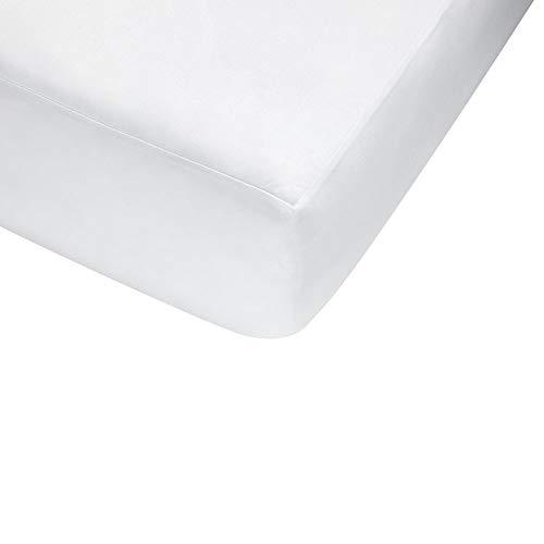 Care vitex impermeable Sábana Bajera seda Jersey, para camas de hasta 30cm Colchón Altura, 160x 200cm