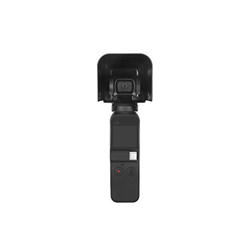 XCQ Objektivhauben-Kamera-Blendschutzschatten-Schutzabdeckung for DJI Osmo-Tasche langlebig 1122