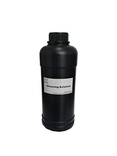 500ml ND Brand Head Cleaner for Led UV Curable Ink for Flatbed Printer Head R290,L800,L1800,R1390,R1400,R2000,DX5,DX7