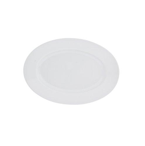 Kahla - Porcelaine pour les Sens 453304A90045B Aronda Plateau Ovale Blanc 23 cm