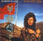 ROBERT PLANT - NOW AND ZEN LP (15543)