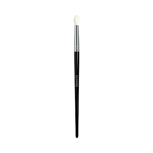 T4B LUSSONI 400 Series Pinceaux Maquillage Professionnel Pour Ombres A Paupières Pressés, En Vrac, Estompeurs, Effet Smokey Eye (PRO 406 Pinceau mélangeur moyen)