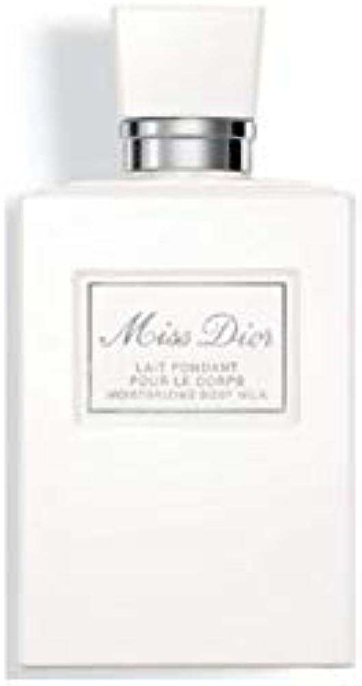 Dior miss dior ,hydratant parfume pour le corps - lozione corpo,latte cremoso per il corpo 200 ml, 650