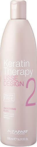 ALFAPARF MILANO Lisse Design Keratin Therapy 2 Smoothing Fluid 500mill