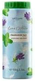 Oriflame Love Nature Fragranced Talc Cooling Delight 100g-35553 (Set of 2)