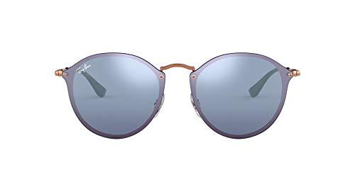 Ray-Ban MOD. 3574N Ray-Ban Sonnenbrille MOD. 3574N Rund Sonnenbrille 59, Blau