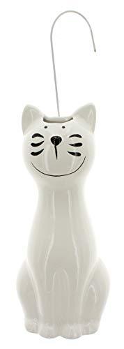 Luftbefeuchter Wasser-Verdunster aus hochwertigem Dolomit je 350ml für Heizkörper Verdampfer Luftreiniger (Katze)