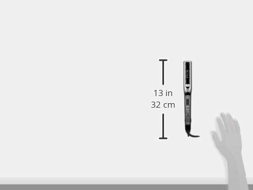 テスコム(TESCOM)ヘアアイロンマイナスイオンioneモーブブラックITH1805-K