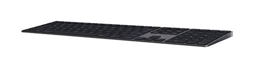 Apple Magic Keyboard with Numeric Keypad, Wireless - Space Gray (Renewed)