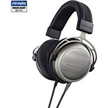 BeyerDynamic T1 Second Generation Audiophile Stereo Headphone 718998 - (Renewed)