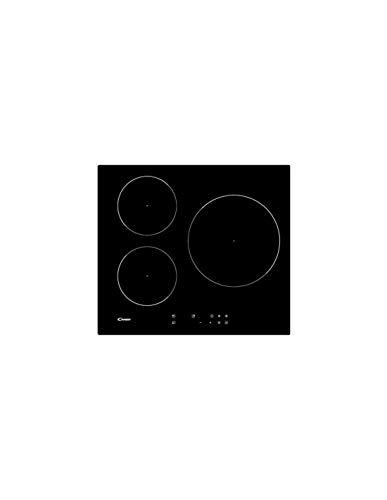 Placa inducción Candy CI633CTT Control Táctil Temporizador