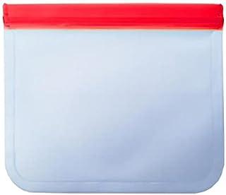 FSHB 1 pièces PEVA translucide givré Sac de Stockage des Aliments réfrigérateur Stockage des Aliments Sac de Conservation ...