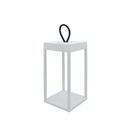 Logica Diogene LED-Laterne, Weiß
