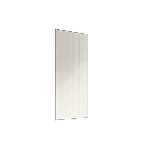 XIMAX Infrarotheizung Glas Paneel 600x1200x25 mm 800 Watt in Weiss