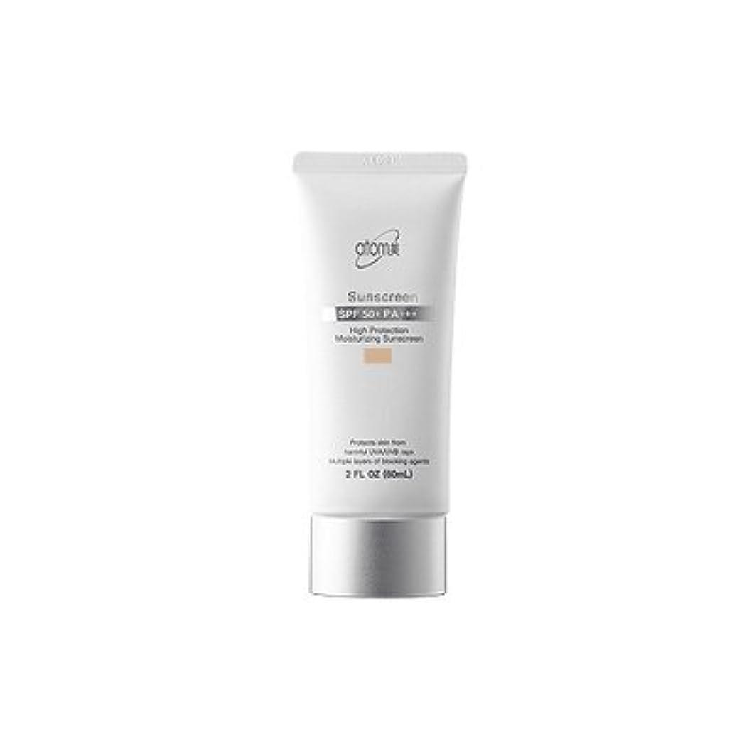 サーキュレーション活力マート【アトミ】Atomy Sunscreen beige SPF50+ PA+++ - 60ml (韓国直送品)