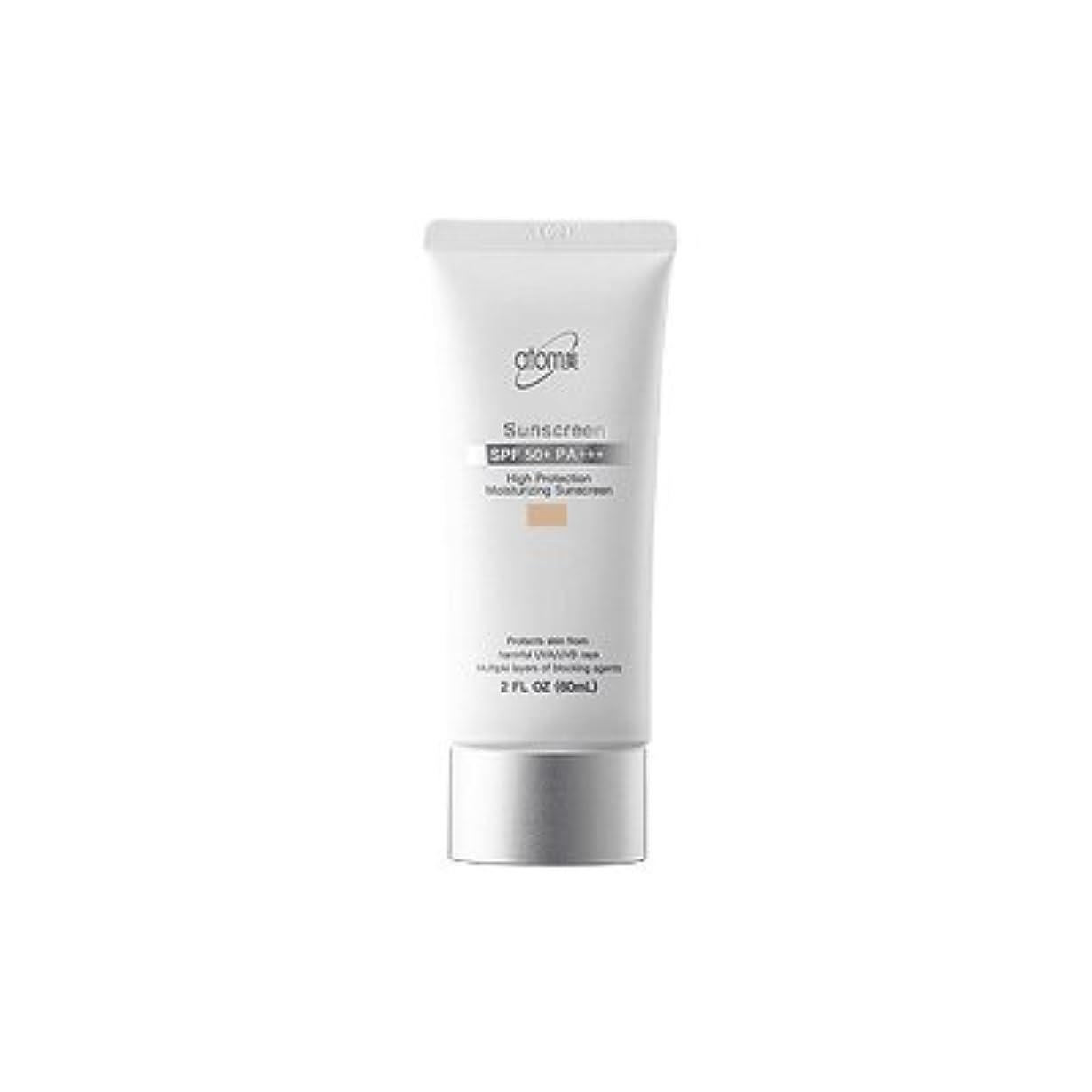 リスキーな引数男らしさ【アトミ】Atomy Sunscreen beige SPF50+ PA+++ - 60ml (韓国直送品)