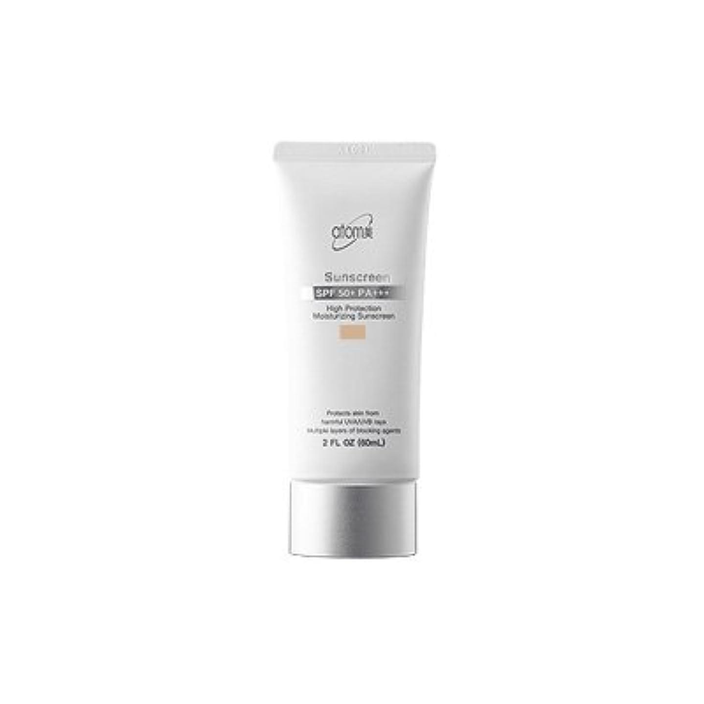上流の降下キャッチ【アトミ】Atomy Sunscreen beige SPF50+ PA+++ - 60ml (韓国直送品)