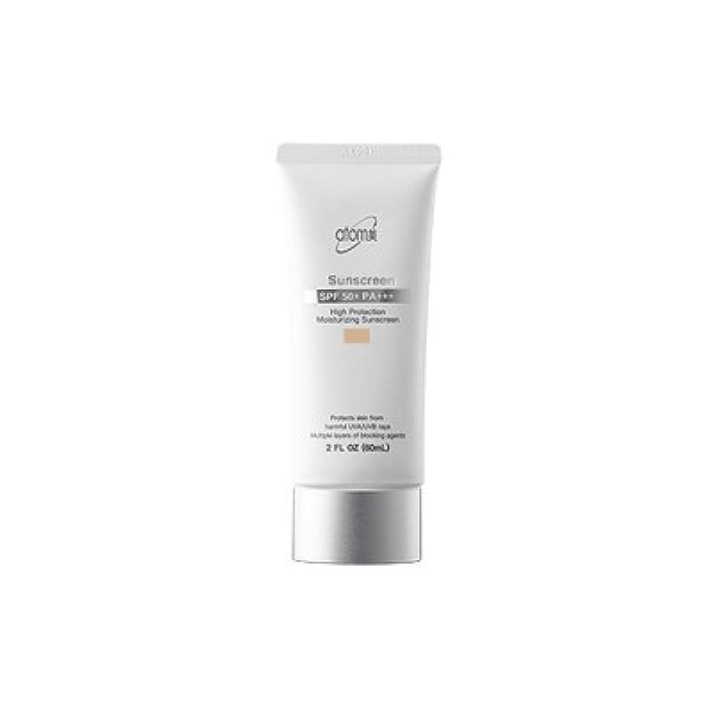 きゅうり強化するキャンペーン【アトミ】Atomy Sunscreen beige SPF50+ PA+++ - 60ml (韓国直送品)