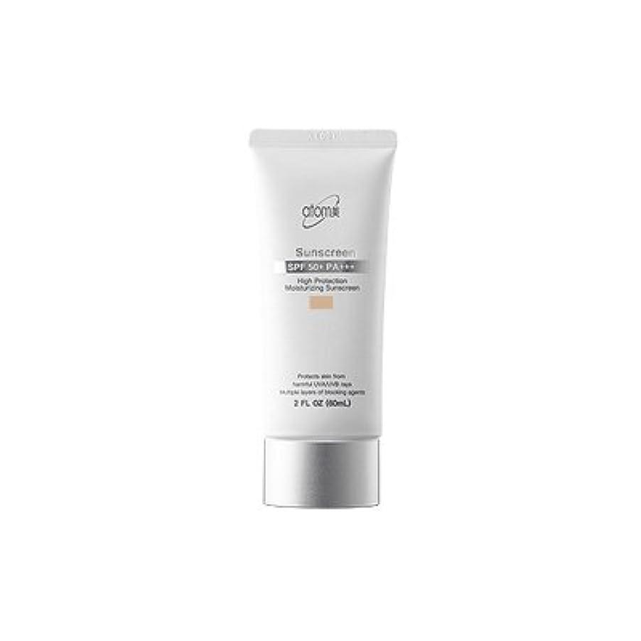 【アトミ】Atomy Sunscreen beige SPF50+ PA+++ - 60ml (韓国直送品)