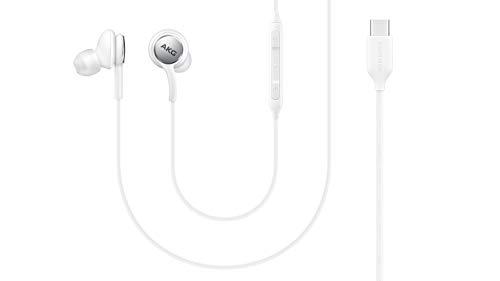 Samsung Corded Type-C Earphones, White (EO-IC100BWEGUS)