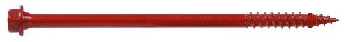 Le groupe Hillman 48114 12,7 cm Trusstite hexagonale Rondelle Vis, 50-pack