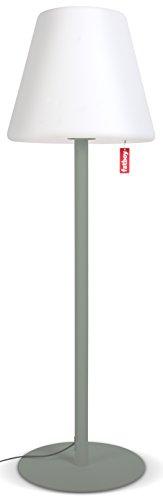 Fatboy® Edison the Giant grau I Stabile Stehleuchte mit Dimmer in modernem Design - 182cm I LED I Für den Innen- und Außenbereich