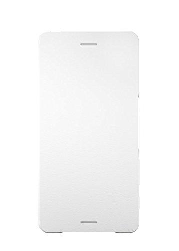 Sony Mobile Smartphone-Flipcover SCR54 Hülle für Xperia XA - Weiß