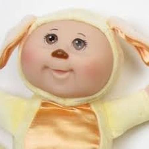 Cabbage Patch Cuties Labrador with braun Nose & Eyes by Cabbage Patch Kids