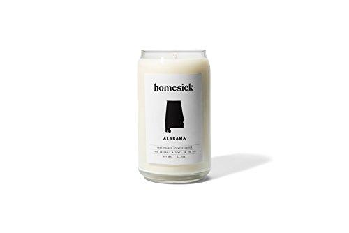 Homesick Scented Candle, 13.75 oz, Alabama